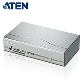 【ATEN 宏正】4埠 VGA 視訊螢幕分配器 (VS94A)