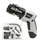 【現貨秒殺】 XPOWER充電式電動螺絲刀系列家用五金工具廠家組套迷你電鉆手槍式