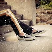 真皮洞洞鞋 餅乾鞋 懶人鞋 台灣製造 (黑色) 贈廣富號製托特包