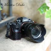 Martin Duke意大利牛皮 索尼A9相機包A7R3 A7RM3 A7iii皮套手柄  極客玩家  igo