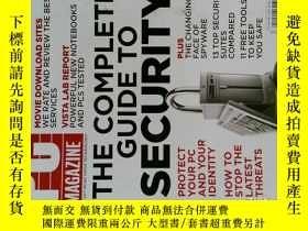 二手書博民逛書店PC罕見Magazine 2007年4月10日 英文個人電腦雜誌 可用樣板間道具雜誌Y14610