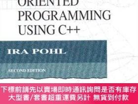 二手書博民逛書店Object-Oriented罕見Programming Using C++ (2nd Edition)-用C++