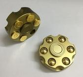 指尖陀螺 可拆卸指尖陀螺左輪合金手指陀螺可轉5分鐘軸承陀螺 1色