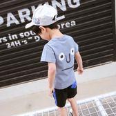 童裝男童短袖t恤夏裝2018新款兒童中大童半袖體恤上衣夏季韓版潮