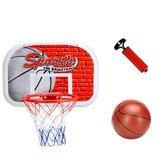 籃球架家用便攜式壁掛懸掛投籃框室內籃筐 igo 數碼人生