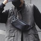 胸包防水男士腰包個性休閒戶外運動斜背包時尚韓版潮流死飛騎行包 黛尼時尚精品