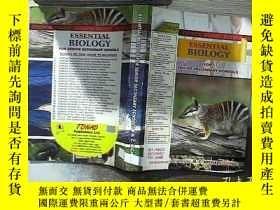 二手書博民逛書店ESSENTIAL罕見BIOLOGY FOR SENIOR SECONDARY SCHOOLS 高中生物基礎Y