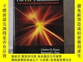 二手書博民逛書店The罕見HP Phenomenon: Innovation and Business Transformatio