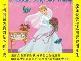 二手書博民逛書店Cinderella s罕見Fairy-tale WeddingY256260 Lisa Ann Marsol