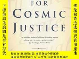 二手書博民逛書店The罕見Quest For Cosmic JusticeY256260 Thomas Sowell Free