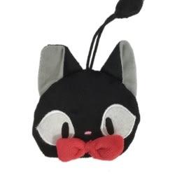 日本魔女宅急便 黑貓鑰匙包 鑰匙圈 零錢包 吊飾 宮崎駿 吉卜力 里和 RIHO