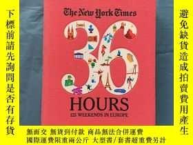 二手書博民逛書店The罕見New York Times: 36 Hours 12