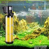 魚缸過濾器過濾設備小型潛水泵增氧凈水循環三合一過濾泵增氧內置 1995生活雜貨