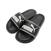 PUMA LEADCAT FTR 套式拖鞋 黑 372276-01 男鞋