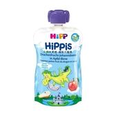 Hipp喜寶生機水果趣-蘋梨火龍果100g 79元 (買6送一)