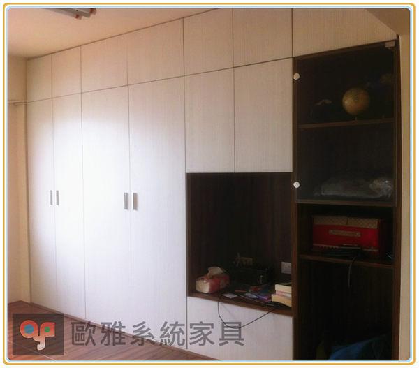 【歐雅系統家具】 和室系統側邊櫃