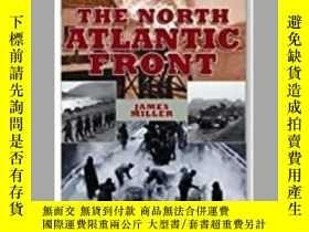 二手書博民逛書店The罕見North Atlantic Front (damaged)-北大西洋前線(受損)Y414958