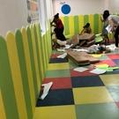 純色牆貼幼兒園軟包隔涼防碰防撞牆貼海綿泡沫軟體牆面保護墊裝飾 陽光好物