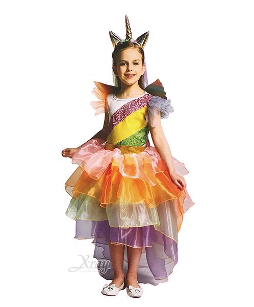 獨角獸彩虹小馬(小孩),萬聖節服裝/化妝舞會/派對道具/尾牙變裝/cosplay,節慶王【W380036】