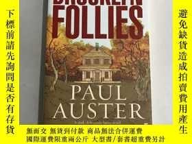 二手書博民逛書店the罕見Brooklyn follies Paul austerY20850 Paul Auster Fab