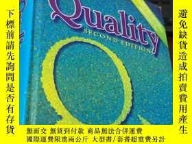 二手書博民逛書店Quality罕見(Second Edition) 精裝Y5834 Donna C.S.Summers Pre