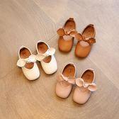 女童單鞋春秋新款軟底防滑寶寶奶奶鞋