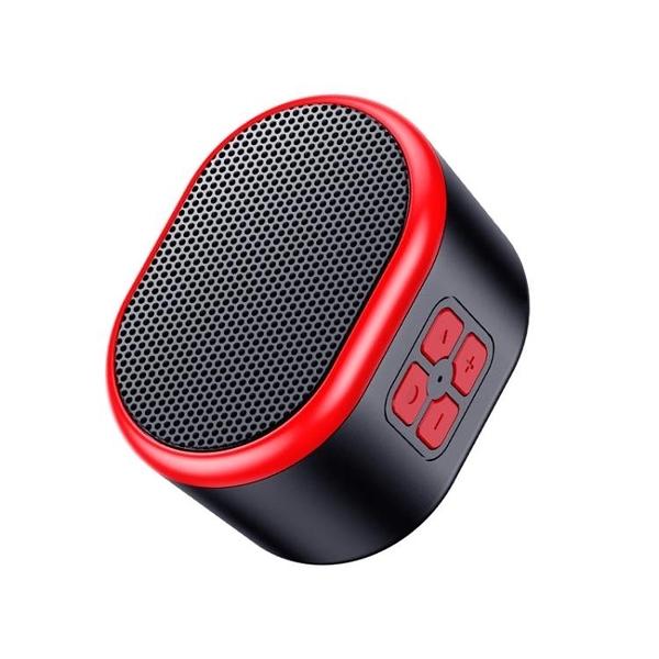 迷你無線藍牙音箱微信收錢收款擴音提示小音響家用3d環繞低音炮大音量戶外 後街五號