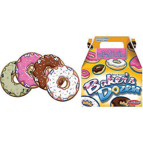 【樂桌遊】Baker's  Dozen 甜甜圈