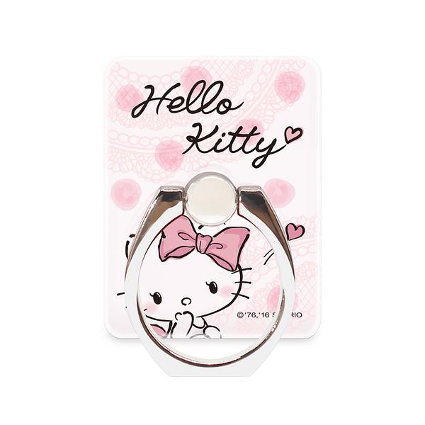 King*Shop~ GARMMA Hello Kitty指環支架