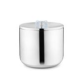 丹麥 Georg Jensen Tea with Georg Sugar Bowl with Lid 茶道系列 不鏽鋼 糖罐