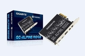 技嘉 GC-ALPINE RIDGE Thunderbolt rev. 2.0擴充卡【刷卡含稅價】
