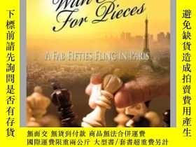 二手書博民逛書店With罕見Men For Pieces [A Fab Fifties Fling In Paris]Y410