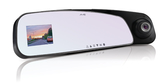 附16G卡+3孔擴充『 Mio MiVue R60 』後視鏡型行車記錄器/F1.6/7玻鏡頭/Sony感光元件