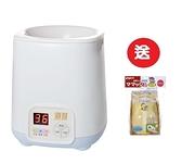 奇哥微電腦溫奶器 二代機+ 附食物加熱架(TND36900B) 1290元+贈嬰兒飯盒連匙套裝