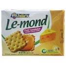 Julie s茱蒂絲雷蒙德夾心餅-乳酪口味180g【愛買】