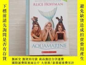 二手書博民逛書店Aquamarine罕見【153】Y10970 Alice Ho
