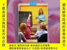 二手書博民逛書店Annual罕見Editions: Educating Exceptional Children 04 05Y