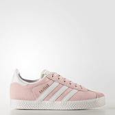 ADIDAS GAZELLE C [BY9548] 中童鞋 運動 休閒 保護 基本 保護 金標 愛迪達 粉紅