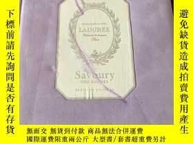 二手書博民逛書店Savoury:罕見The Recipes. by Michel Lerouet, Sophie Tramier(