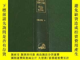 二手書博民逛書店STRESSES罕見IN FRAMED STRUCTURES H