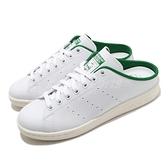 adidas 穆勒鞋 Stan Smith Mule 白 綠 懶人鞋 愛迪達 三葉草 男鞋 女鞋【ACS】 FX5849