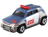 TOMICA Drive Head 救援特警隊 紅色搜查者 89892