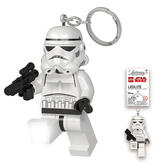 LEGO 樂高新版白兵 W槍鑰匙圈