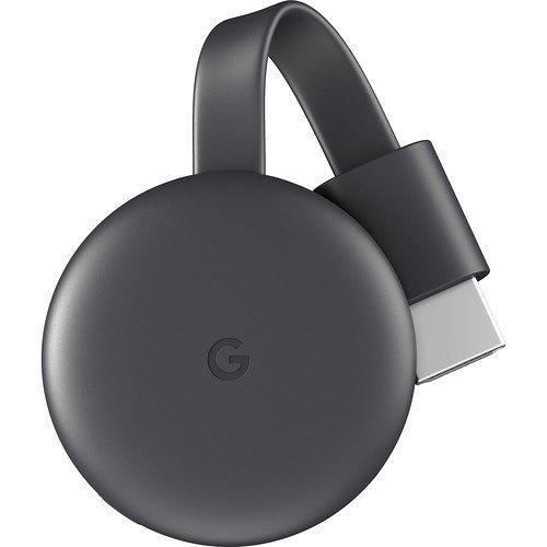 GOOGLE Chromecast HDMI  第三代 媒體串流播放器 電視棒 黑色