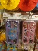 【現貨在台】達菲 雪莉玫 史黛拉兔【筷子湯匙叉子三件組】香港代購 正版迪士尼樂園