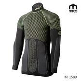 MICO 男MC2肌肉壓縮上衣1580/城市綠洲專賣(三鐵衣.肌肽.運動衣.鐵人三項)