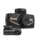 DOD FS500 雙鏡 【送64G】GPS測速提示/SONY感光 行車記錄器/同FS520