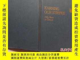 二手書博民逛書店EARNING罕見OUR STRIPESY10911 出版198