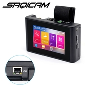 Saqicam 8MP H.265 觸控工程寶 8MP 監控測試器 AHD/CVI/TVI IP攝影機測試儀 ONVIF