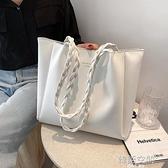 托特包 大容量包包女夏季2021新款潮時尚高級感單肩包網紅百搭手提托特包